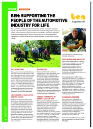 This quarterly magazine is produced for the members of the A1 Motor Stores group and contains important information to help them run their businesses efficiently, while also allowing the group's approved suppliers to communicate with individual members and their branches.