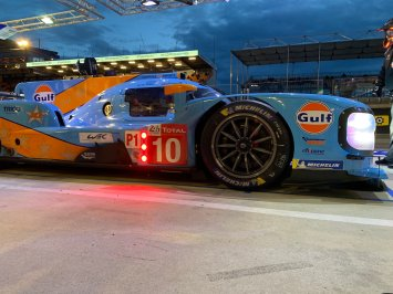 Chicane at 24 Hours of Le Mans 2019 (2)